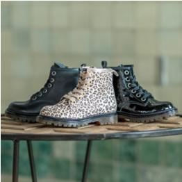 kinderschoenen, stoere boots