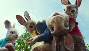 pieter konijn op de vlucht, nieuwste bioscoopfilm 2021, kinderfilms, bioscoopkaartjes winnen