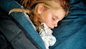 verzwaringsdeken bij kinderen
