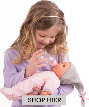 interactieve babypop, meisjesspeelgoed, babypop, speelgoed, leuk voor meisjes