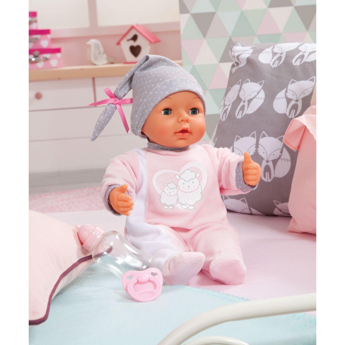cadeau meisje 6 jaar, poppen speelgoed, baby pop, meisjesspeelgoed