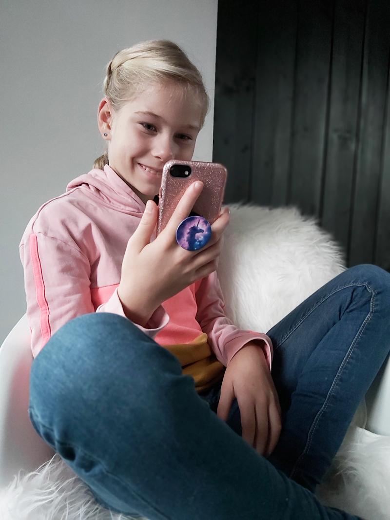 kind eigen telefoon, wat is een goede leeftijd voor een kind voor een eigen telefoon