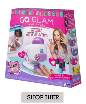 go glam nagelsalon, nagelsalon voor meisjes, meisjes speelgoed