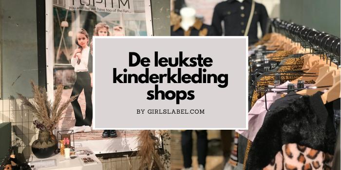De leukste kinderkleding shops, kleding voor meisjes