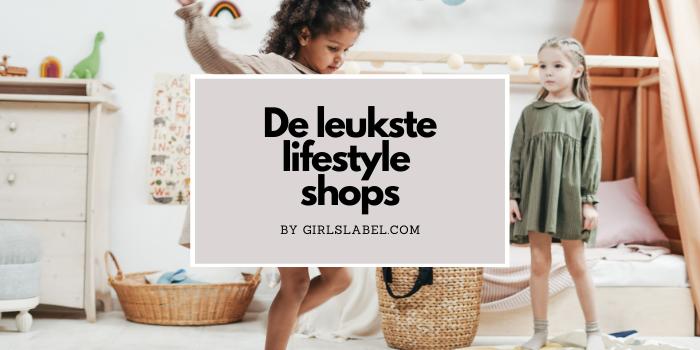 De leukste lifestyle shops