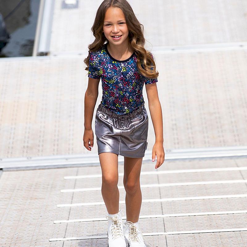 nieuwe kindercollectie, kindermode 2021, hippe meidenkleding