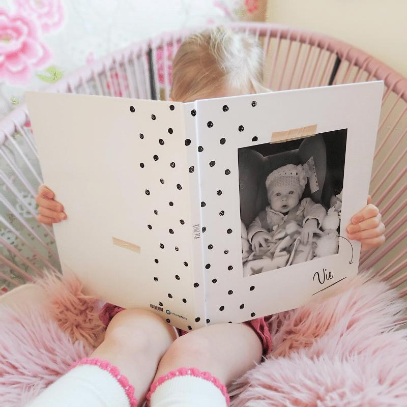 fotoboek, fotoalbum, ieder jaar een nieuw fotoboek maken, fotoboek maken, herinneringen bewaren, foto's maken van je kinderen, foto's