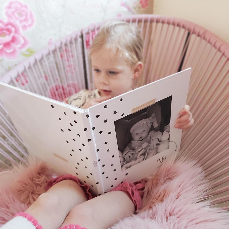 fotoboek, fotoalbum, ieder jaar een nieuw fotoboek maken, fotoboek maken, herinneringen bewaren, foto's, foto's maken van je kinderen