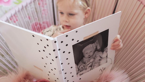 fotoboek, fotoalbum, ieder jaar een nieuw fotoboek maken, fotoboek maken, herinneringen bewaren