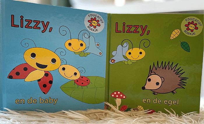 Lizzy de Vlinder kinderboeken, Lizzy de Vlinder boekjes, Lizzy de Vlinder knuffel, odiles giftshop