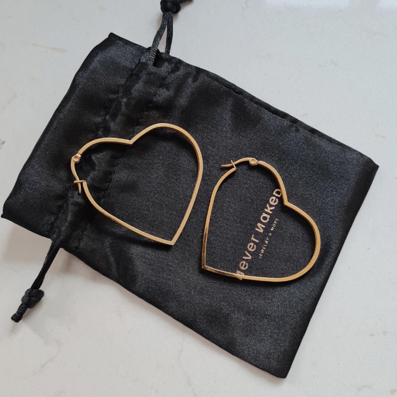 oorbellen hart