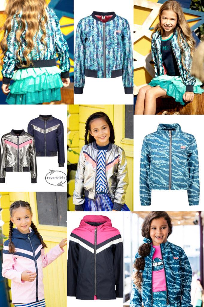 bnosy jas, zomerjas bnosy, BNOSY kleding online kopen, BNOSY SHOP, zomerjas meisjes