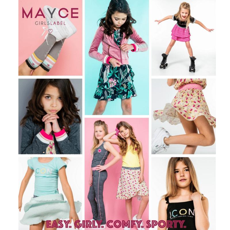 MAYCE, MAYCE GIRLSLABEL, meisjeskleding, ninni vi, ninni vi kleding, ontwerpster ninni vi, mayce meisjeskleding, mayce kleding, meisjeskledingmerk, girlsbrand, webshop meisjeskleding