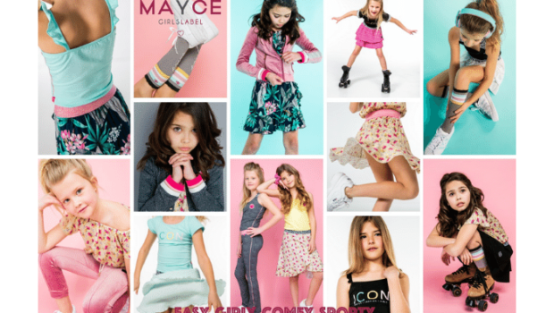 MAYCE, MAYCE GIRLSLABEL, Mayce meisjeskleding, meisjeswerkkleding, merklmeisjeskleding