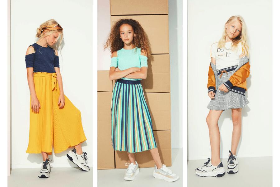 Het merk Mingo Kids heeft Scandinavische roots, maar komt van oorsprong uit Nederland. Dit toffe unisex label maakt een ultieme basiscollectie voor alle kids van 0 tot 12 jaar. Je herkent het meteen aan de eenvoudige, functionele en minimalistische stijl, met ieder seizoen weer een nieuw kleurenpalet. Ook voor het aankomende najaar worden we getrakteerd op mooie stylische basics in prachtige kleuren. Denk aan warme sweaters, heerlijke joggingbroeken, t-shirts, jurkjes en mooie fluwelen bomber vesten. En alle kledingitems kunnen met elkaar gecombineerd worden.