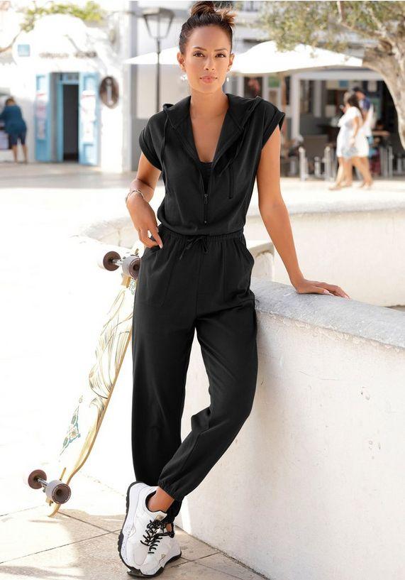 zomerkleding voor dames, zomerkleding, strandjurk, jumpsuit, leuke jumpsuit voor dames, goedkope jumpsuit, jumpsuit zwart