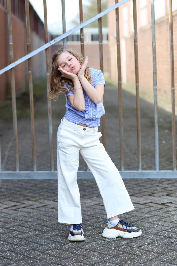 meisjes culotte, culotte jeans, culotte retour jeans, retour jeans 2021, girlslabel, meisjesmodeblog, girlsfashion