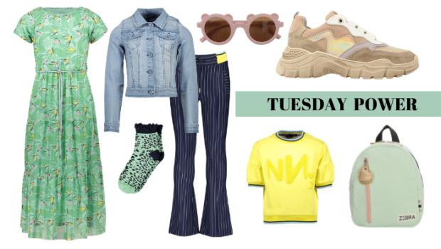 kleding inspiraties voor meisjes - dinsdag outfit
