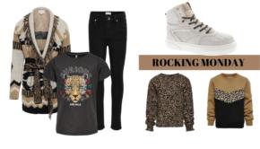 kleding inspiraties voor meisjes, maandag outfit