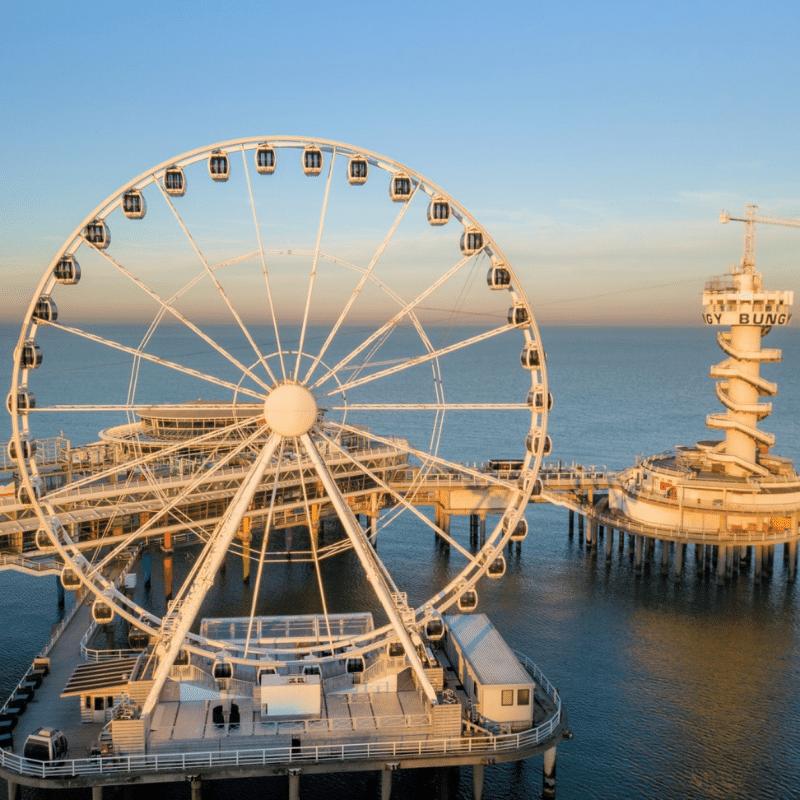 reuzenrad nederland, zomervakantie 2021, zomervakantie, dagje uit in bedelrand, dagje uit met kinderen, uit met kids