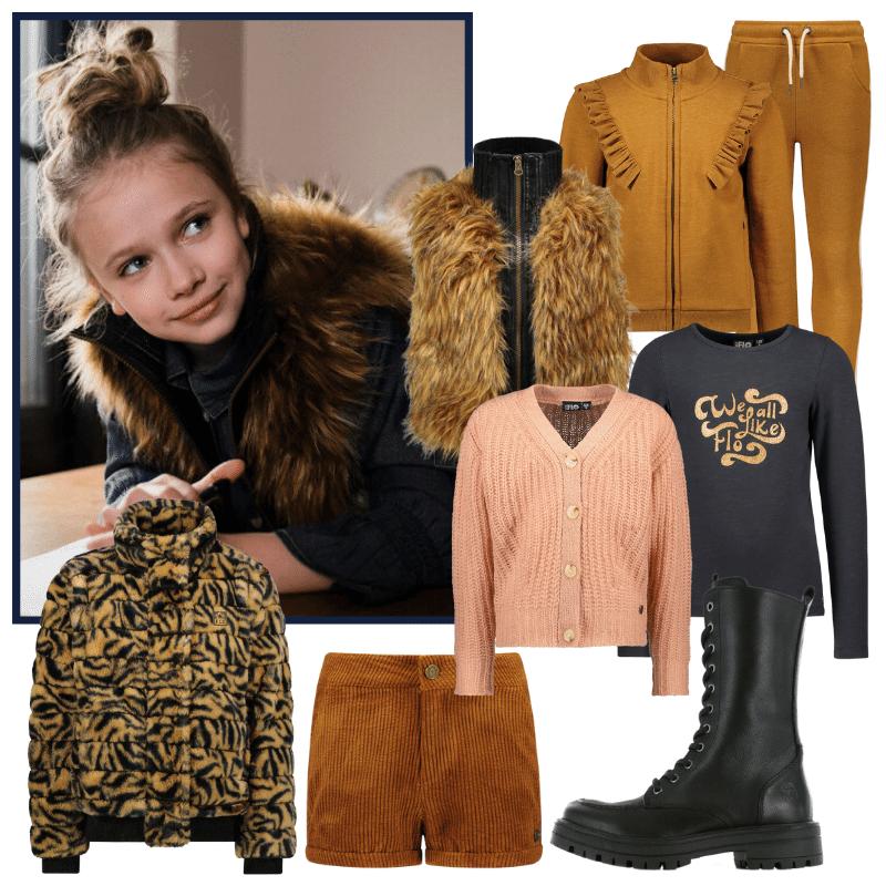Likeflo, like flo, like flo winter 2021, hippe meidenkleding, meisjesmode winter 2021-2022, girlslabel, meisjesmode styling