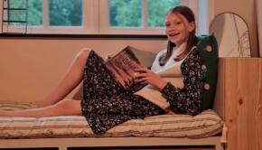 tienerboeken, boeken van een tiener, boekenlijst tiener, de veger, kinderboek